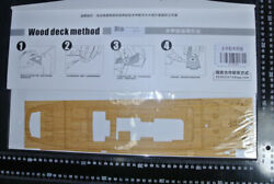 1/150 Taiping The Crossing Passenger Ship Wooden Deck For Meng Model Os001