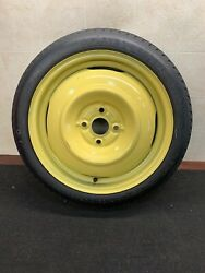 01-03/ 01 Toyota Prius Spare Tire/wheel W/ Hold Down T125/70d16