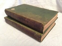 John Wilson - The Lost Solar System Of The Ancients Discovered - 1856, Two Vols