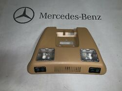 Mercedes Benz R129 300sl Sl 320 500 600 Interior Dome Light Map/reading Light