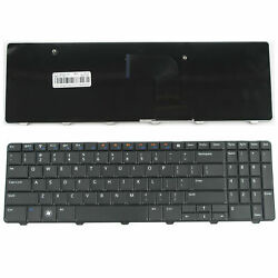 US Keyboard Laptop for Dell Inspiron 15R M5010 N5010 V110525AS 9GT99 $12.65