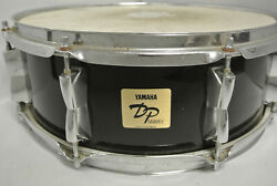 ADD this YAMAHA DP SERIES 14X5.5quot; SOLID BLACK SNARE to YOUR DRUM SET LOT #K131