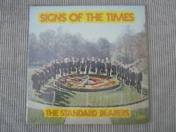 The Standard Bearers Signs Of The Times Vinyl Record Ozark Bible Institute