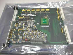 Svg Thermco 605492-01 Lca Oxdide W/ N2o Hcl Pcb Assly For Avp200 Rvp200 V.f.