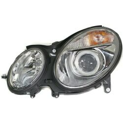 Headlight For 2003-2006 Mercedes-benz E55 Amg Driver Side