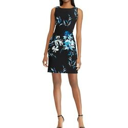 AMERICAN LIVING NEW Women's Floral Printed Shift Dress TEDO $13.99