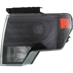 Fo2518121 Hid Headlight Lamp Left Hand Side For F150 Truck Hid/xenon Driver Lh