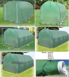 Portable 5 Size Hot Green House Large Walk In Outdoor Plant Gardening Greenhouse