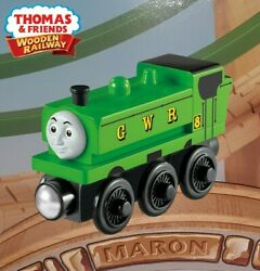 Thomas And Friends Wooden Railway Duck Extremely Rare Hard To Find Nib