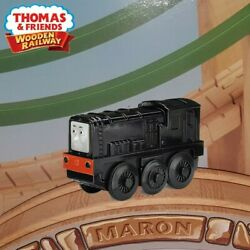 Thomas And Friends Wooden Railway Battery Operated Diesel Absolutely Mint