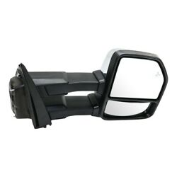 Fl3z17682ag Fo1321520 Mirror Right Hand Side Heated For F150 Truck Passenger Rh