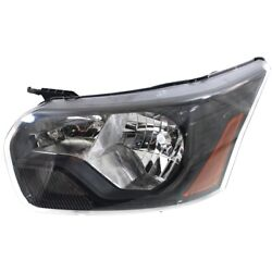 Headlight For 2015 Ford Transit-350 Driver Side Capa