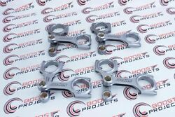 Manley Pro Series I-beam Steel Connecting Rods For Chevrolet Small Block Ls Lt1