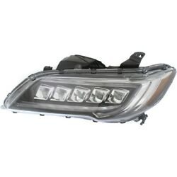 33150tx4a51 Ac2502128 Headlight Lamp Left Hand Side Driver Lh For Acura Rdx