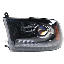 Headlight Lamp Left Hand Side Driver Lh For Ram 1500 2500 3500 13-18 Ch2502245c