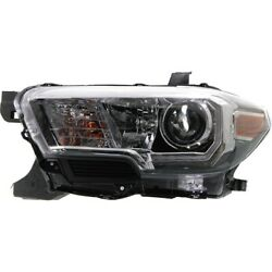 8115004270 To2502244 Headlight Lamp Left Hand Side Driver Lh For Toyota Tacoma