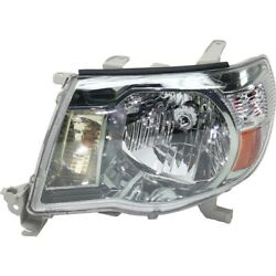 Headlight Lamp Left Hand Side Driver Lh For Toyota Tacoma To2502181c 8115004173