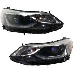 Headlight Lamp Left-and-right For Chevy Gm2502429 Gm2503429 84346647 84346648
