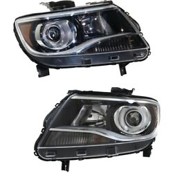 Headlight Lamp Left-and-right For Chevy Gm2502408, Gm2503408 84169781, 84169783
