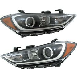 92101f2050 92102f2050 Hy2502204 Hy2503204 Headlight Lamp Left-and-right