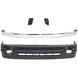 Bumper Cover Kit Front 5391104060 5211635060 5211535070 5210104090 For Tacoma