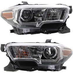 Headlight Lamp Left-and-right To2502244 To2503244 8115004270 8111004270