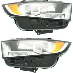 Fo2502343, Fo2503343 Hid Headlight Lamp Left-and-right Hid/xenon Lh And Rh