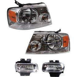 Auto Light Kit For 2004-2006 Ford F-150 Left And Right Kit