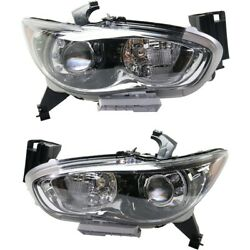 Hid Headlight Lamp Left-and-right Hid/xenon Lh And Rh 260103ja0a 260603ja0a