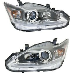 Lx2502151c, Lx2503151c Headlight Lamp Left-and-right Lh And Rh For Lexus Ct200h