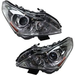 Headlight Lamp Left-and-right In2503159 In2502159 260101nm1d 260601nm1d