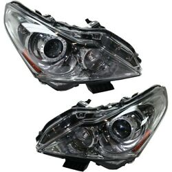 Headlight Lamp Left-and-right In2503159, In2502159 260101nm1d, 260601nm1d