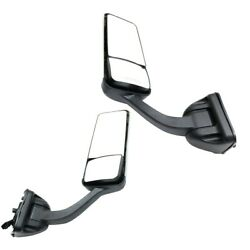 Mirror Left-and-right Heated Lh And Rh For Cascadia 08-15 A2260713003 A2260713005