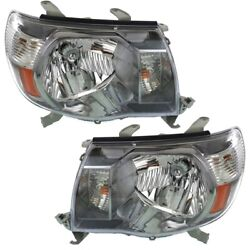 Headlight Lamp Left-and-right To2503181c, To2502181c 8115004173, 8111004173