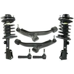 Control Arm Ball Joint Suspension Kit Set of 6 Front Left-and-Right LH