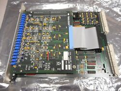 Svg Thermco 604118-06 Analog Adjust Cvd Pcb Assly For Avp200 Rvp200 Vertical F.