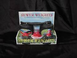 Rv Accessories - Sewer Weights For Motorhome Campers Trailers