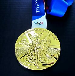 2020 Tokyo Olympic Gold Medal - Reliable Usa Seller
