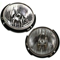 Headlight Lamp Left-and-right Ch2503175, Ch2502175 55078148ac, 55078149ac