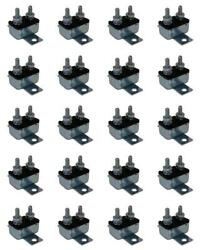 Prime Products 16-3030 Circuit Breaker 30 Amp 12 Volt Automatic Reset 20 Pack