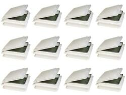 Heng's Industries J7291rbz-c Roof Vent Lid Jensen Without Pin Hinge 12 Pack