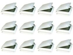 Heng's Industries J7291rsm-c Roof Vent Lid Jensen Without Pin Hinge 12 Pack