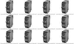 Wesco 78364314825 Circuit Breaker Siemens 20/15 Amp Fits To Load Center 12 Pack