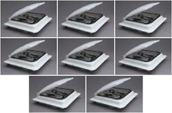 Heng's Industries J7291wh-cr Roof Vent Lid Jensen Without Pin Hinge 8 Pack