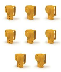 Camco 55343 Power Cord Adapter Power Grip Tm Replacement Receptacles 8 Pack