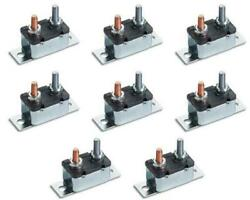 Wirthco 31128-7 Circuit Breaker 50 Amp Automatic Reset Single 8 Pack