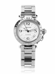 Pasha Stainless Steel 35mm Automatic W31078m7