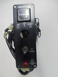 Genuine Honda Control Panel Assy With Without Ignition And Key 32340-zw1-v02