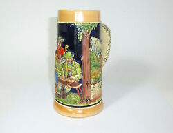 Beer Mug Jug About 1930 On The Alm As Is It Schön Eckhardt And Engler Stoneware