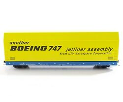Great Northern Gn 60717 Boeing 747 Jetliner Assembly Skybox Lbfn Scale